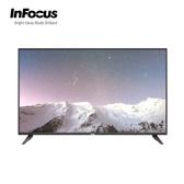 [InFocus 富可視]50吋 HDR 10 智慧連網液晶顯示器 WA-50UA550+TXPD05