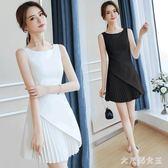 小禮服 晚禮服短款新款宴會高貴優雅派對女洋裝夏季 sxx3215 【大尺碼女王】
