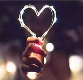 創意小彩燈串燈電池款宿舍文藝韓風浪漫單個迷你裝飾禮盒房間臥室WY【全館八折限時促銷】