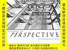 二手書博民逛書店Studies罕見in Perspective (Green)Y