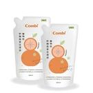 Combi康貝 - 植物性奶瓶蔬果洗潔液(奶蔬清潔劑) 補充包 800ml/2入