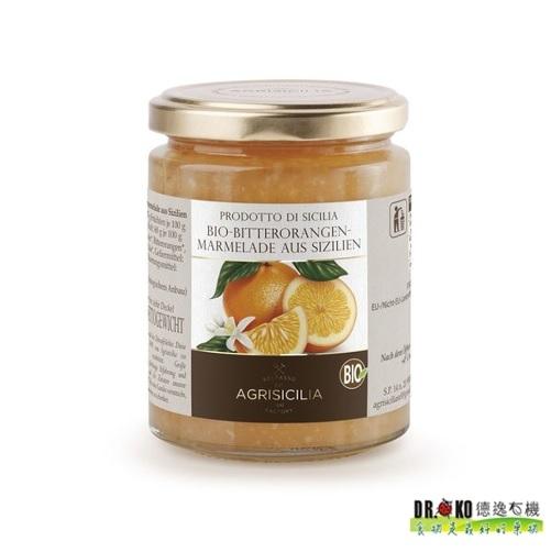 DR.OKO德逸 義大利有機苦橙果醬 360g/罐