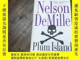 二手書博民逛書店nelson罕見demille plum islandY2702