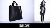 【找到自己】 韓國簡約 皮革 托特包 手提包 男 現貨