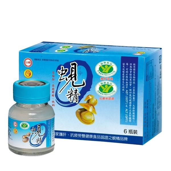 台糖 蜆精 6瓶裝