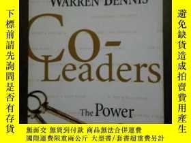 二手書博民逛書店Co-Leaders:罕見The Power of Great