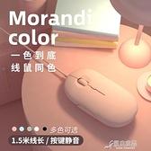滑鼠筆記本滑鼠有線靜音遊戲家用辦公室男女生適用聯想華碩戴爾惠普等 原本良品