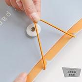 文件夾A4多層文件包文件袋收納夾【小檸檬3C】