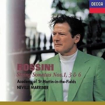 國際中文版 158 羅西尼:第1、3&6號弦樂奏鳴曲 CD (購潮8)