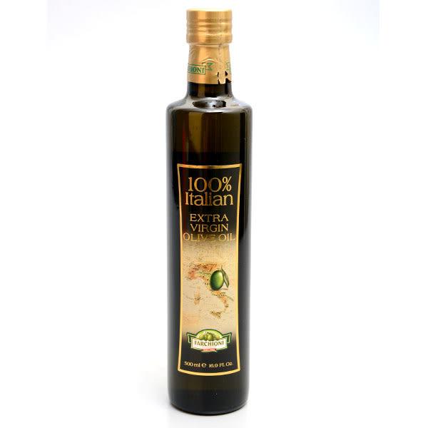 義大利法奇歐尼【FARCHIONI】冷壓初榨橄欖油500ml(賞味期限:2019.06.28)