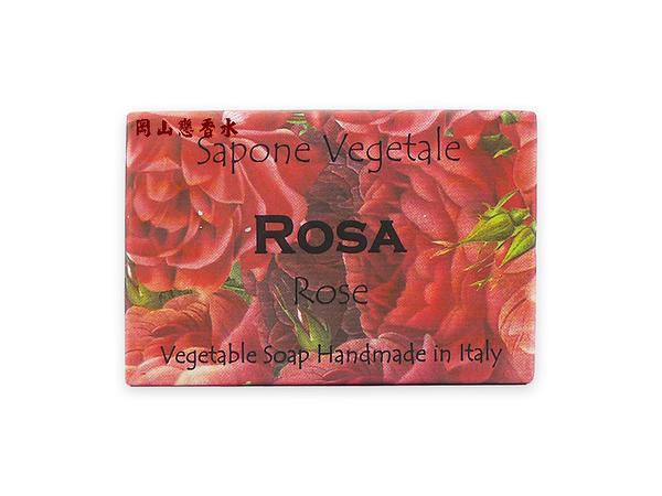 岡山戀香水~義大利 Alchimia 阿奇米亞 草本玫瑰手工香皂 250g~優惠價:119元