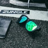 進口骨傳導耳機眼鏡無線藍芽太陽鏡頭戴耳掛式運動igo「Chic七色堇」