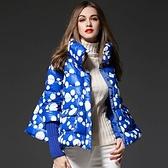 羽絨外套 短款-韓版冬季加厚修身顯瘦女外套2色72i34[巴黎精品]