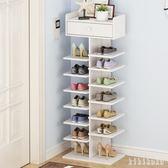 鞋架 簡易多層家用鞋架小型迷你省空間經濟型客廳鞋柜門口大容量鞋架子 XY6062【KIKIKOKO】TW