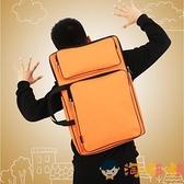 兒童畫畫8K畫袋美術袋美術生專用畫板包素描寫生工具包收納袋【淘嘟嘟】