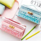 透明包包 透明包包女手提果凍包可愛卡通大容量新款時尚子母果凍包文具盒女 完美情人