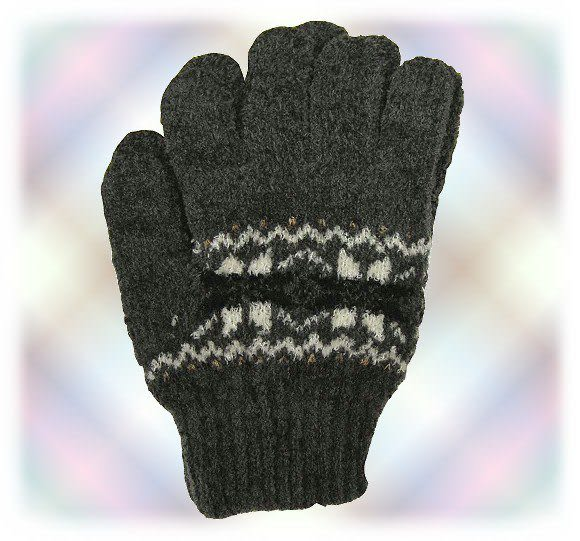 【波克貓哈日網】日本男用手套   ◇日本製品◇ 《深灰色》