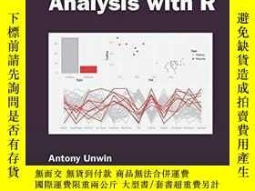 二手書博民逛書店Graphical罕見Data Analysis With R-用R進行圖形數據分析Y436638 Anton