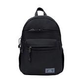 【南紡購物中心】J II 後背包-極緻休閒防潑水後背包-黑色-6299-1