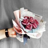 花束母親節禮物香皂花玫瑰生日禮物女生閨蜜小清新520送女友浪漫走心·樂享生活館liv