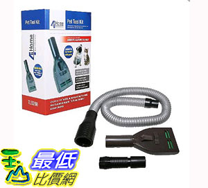[104美國直購] 戴森 Pet Groom Vacuum Attachment Tool Kit W/ Hose Brush Flea Comb Fits Dyson More USATLS288