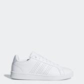 Adidas CF Advantage [B42136] 女鞋 運動 休閒 舒適 緩衝 經典 球鞋 愛迪達 白