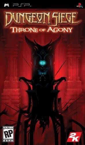 PSP Dungeon Siege: Throne of Agony 末日危城 2:苦痛王座(美版代購)