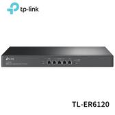 TP-LINK TL-ER6120 SafeStream 千兆雙WAN VPN路由器