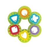 以色列 Yookidoo 多元形狀配對齒輪