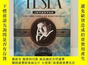 二手書博民逛書店Nikola罕見Tesla, inventorY22565 Li