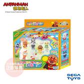 正版授權 ANPANMAN 麵包超人 元氣100!麵包超人好夥伴人偶組 嬰幼兒玩具 COCOS AN1000