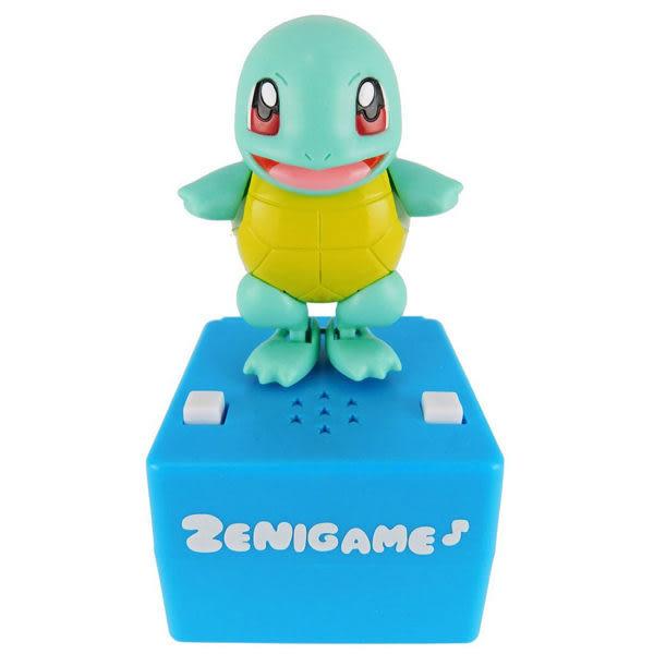 【震撼精品百貨】神奇寶貝_Pokemon~Pokemon GO 精靈寶可夢 踢踏舞-傑尼龜(不附電池)