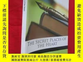 二手書博民逛書店THE罕見SECRET PLACES OF THE HEART (16開) 【詳見圖】Y5460 HERBER