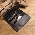 【Solomon 原創設計皮件】真皮刷具袋  頭層牛皮真皮筆袋  工具袋