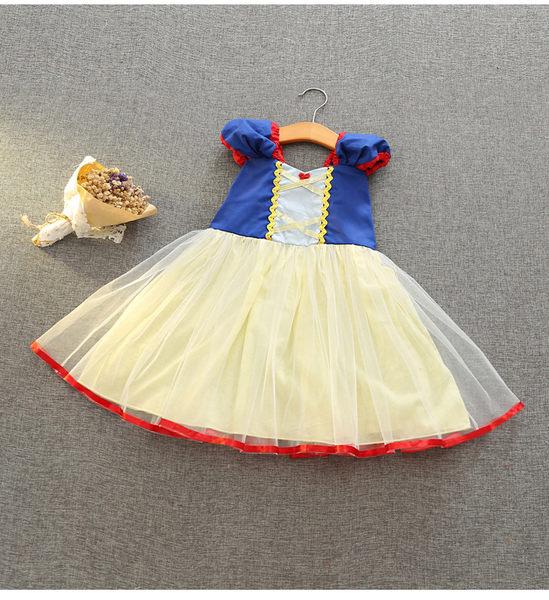女童洋裝 表演服 party 兒童角色扮演 88193