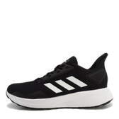 Adidas Duramo 9 K [BB7061] 大童鞋 運動 休閒 輕量 透氣 避震 穿脫 便利 黑 白 愛迪達