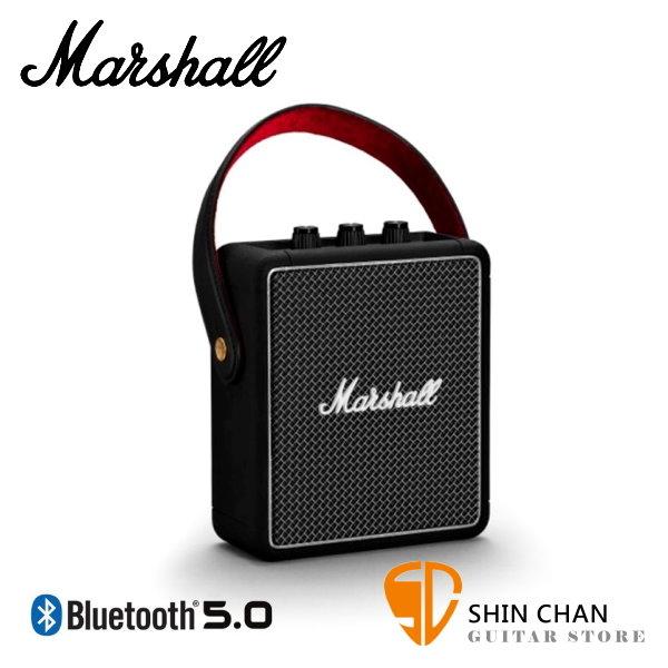 【預購】Marshall Stockwell II 攜帶式藍牙喇叭 全新二代 Stockwell Ⅱ 藍芽 台灣公司貨