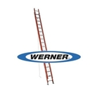 美國Werner穩耐絕緣梯  D6228-2 玻璃鋼2節伸縮梯  FRP拉梯 進口梯 /台 (出貨後無法退換貨)
