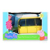 《 Peppa Pig 》粉紅豬小妹超大露營車 ╭★ JOYBUS玩具百貨