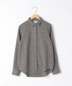 法蘭絨襯衫 女裝 印地安棉  日本品牌【coen】