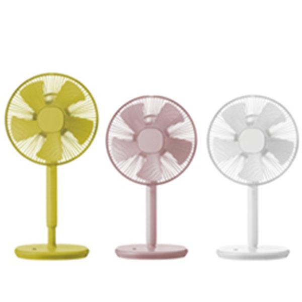 日本 ±0 正負零 簡約電風扇(XQS-Z710)黃/白/粉(公司貨原廠保固)