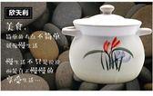 煲湯砂鍋耐高溫燉鍋家用燃氣明火湯鍋