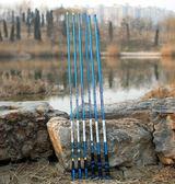 魚竿手竿超輕超硬碳素臺釣竿4.5 5.4米鯽魚竿釣魚竿套裝組合全套  無糖工作室