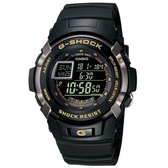 【CASIO】G-SHOCK 專屬摩托車功能運動錶(G-7710-1)