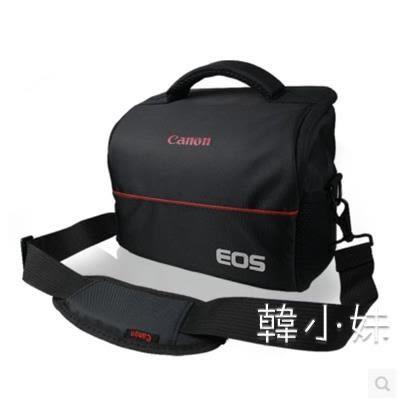 佳能單反相機包200d700d 70d 800d 650d 80d 77d 1300d單肩攝影包