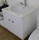 【麗室衛浴】日本INAX 橢圓抗汙下崁盆+人造石檯面+防水發泡板浴櫃+TAP檯面龍頭