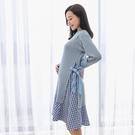 漂亮小媽咪 假兩件 洋裝 【D5819】...