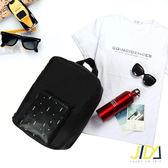 【韓版】時尚輕旅行全方位可後背式行李袋/拉桿收納包(黑色)