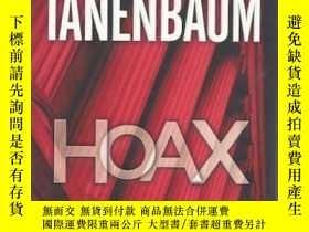 二手書博民逛書店Hoax:罕見A Novel (Tanenbaum, Rober