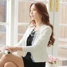 西裝外套 小西裝女春秋季新款時尚韓版修身OL氣質百搭短棉麻上衣外套潮 星河光年